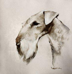 Портрет собаки, кошки, лошади