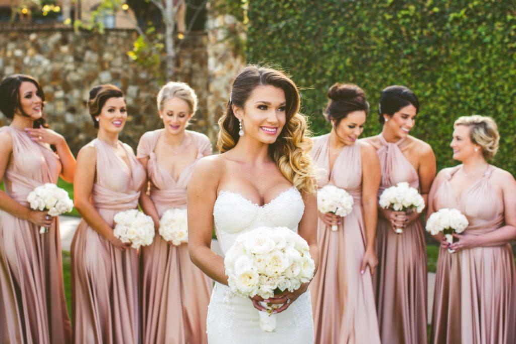 Подружки невесты - как выбрать?