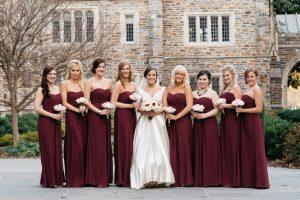 Нужны ли подружки невесты на свадьбе?