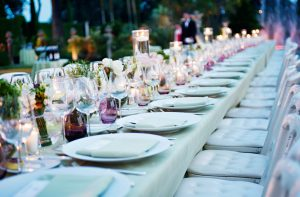 Места для проведения свадьбы