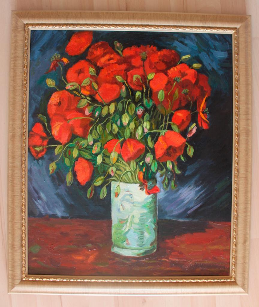 копия картины Ван Гога заказать