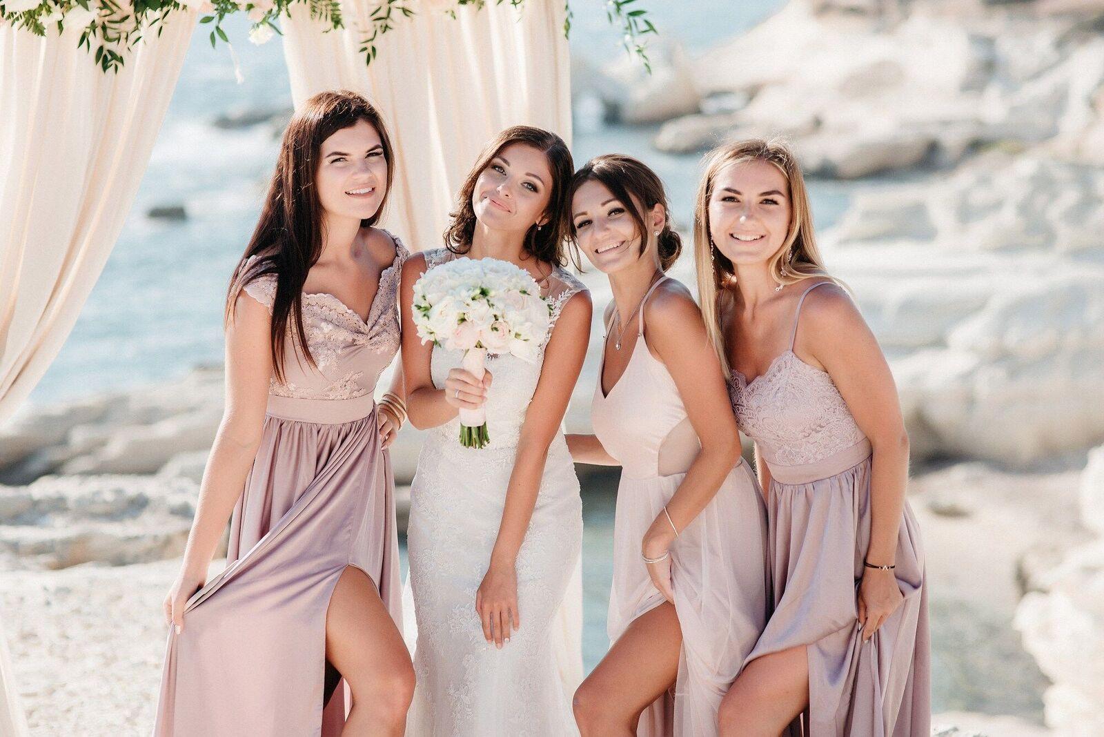 нужны ли подружки невесты на свадьбе