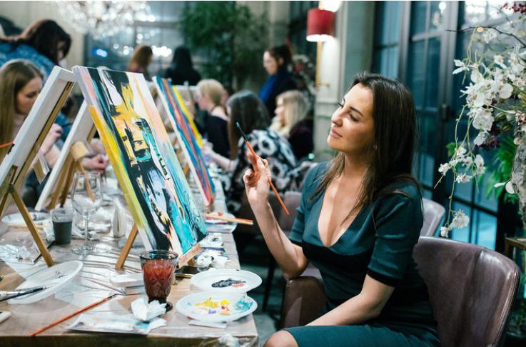 Мастер-классы по живописи в центре Минска