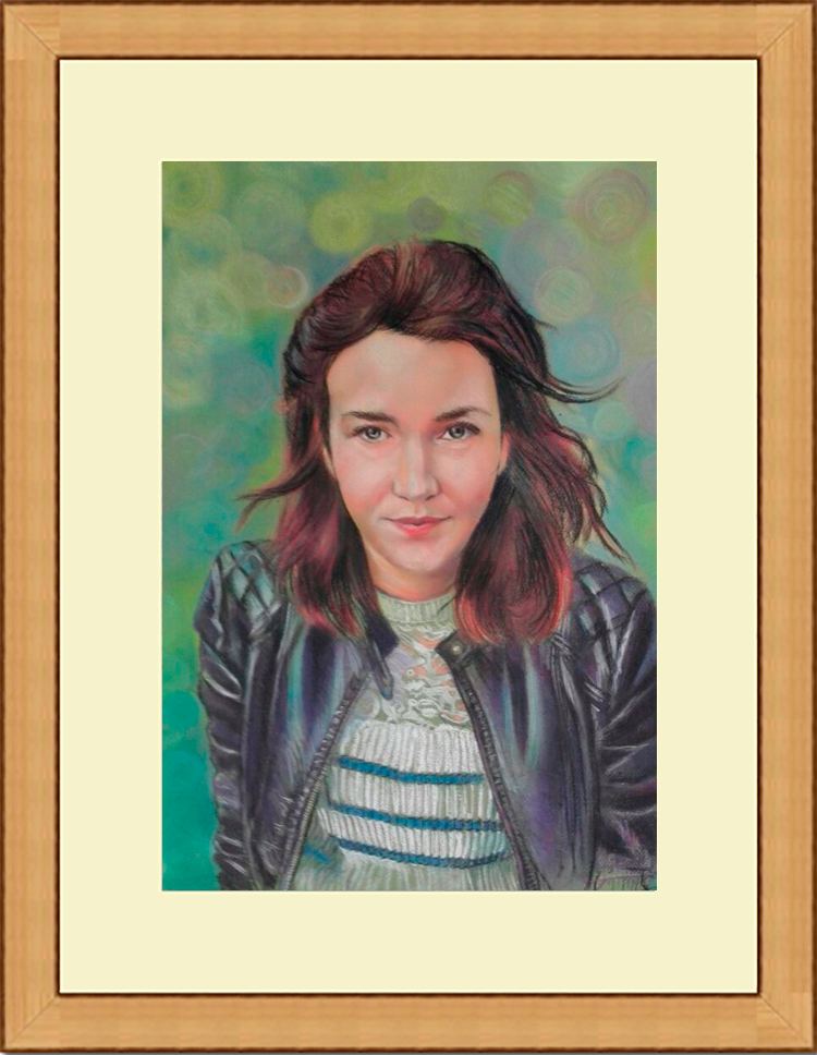 портрет по фото, заказать портрет